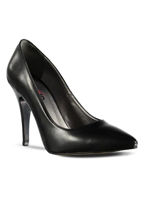 Marjin Stiletto Ayakkabı Siyah